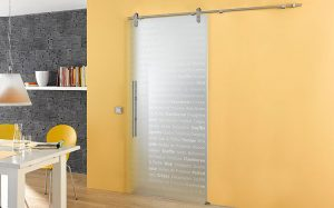 Interior Glass Doors Culinaria glass door design